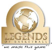 Legends of basketball application