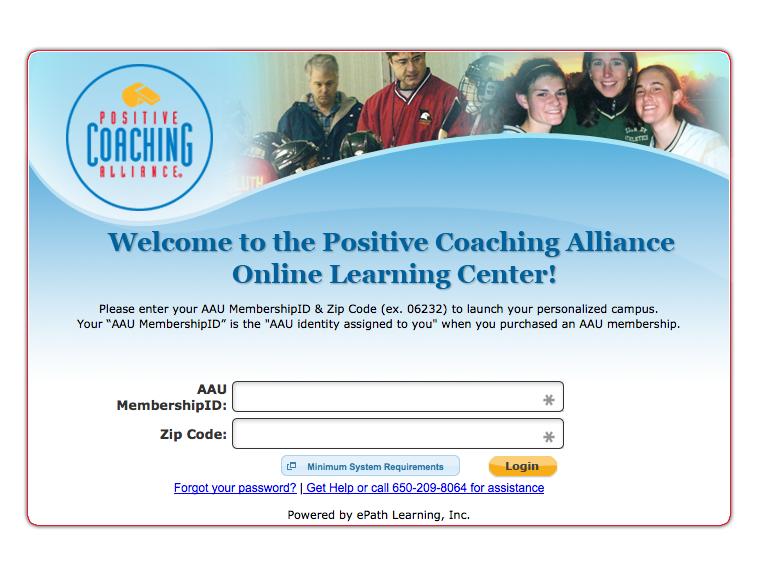 aau coaching certification steps basketball